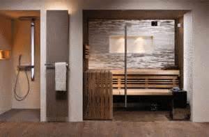 Sauna Zu Hause : edler materialmix sauna zu hause ~ Markanthonyermac.com Haus und Dekorationen