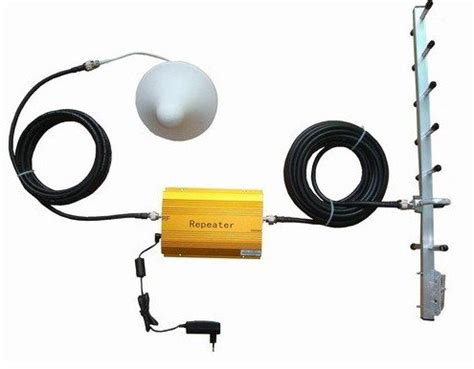 cableantenna  square meters workgsm booster