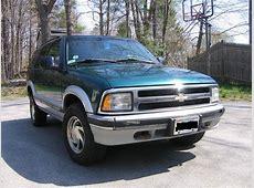 Jaye072 1997 Chevrolet Blazer Specs, Photos, Modification
