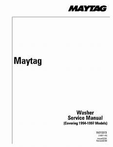 Maytag 27 Front Load Samsug Neptune Service Manual
