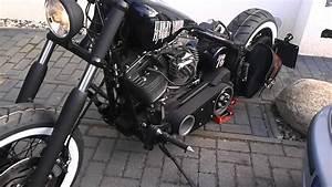 Harley Softail Bdl Open Belt