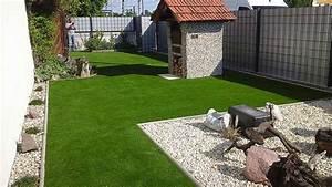 Kunstrasen Im Garten : kunstrasen zum selber verlegen bei uns bekommen sie ~ Michelbontemps.com Haus und Dekorationen