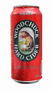 Woodchuck Hard Cider Introduces Amber Cans | Brewbound.com