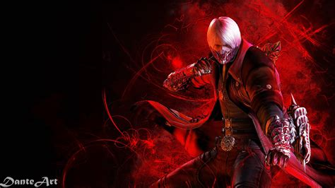 Devil May Cry Wallpaper Hd Devil May Cry 4 Dante Wallpapers Group 79