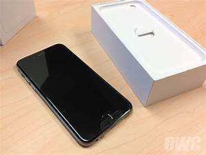 Apple Iphone 6 Plus Space Grey Unboxing