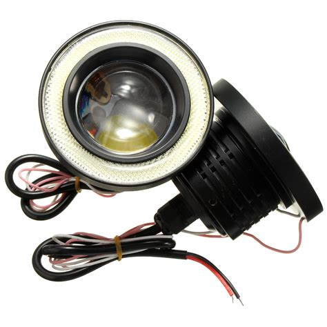 Led Fog Lights by 2pcs 3 5 Inch Led Fog Light Projector