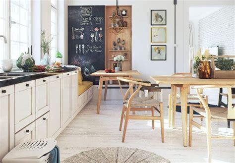 cuisine nordique appartement avec déco nordique par image box studio
