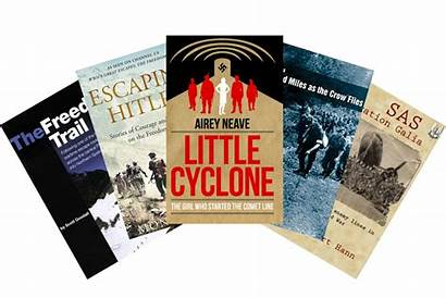 Escapes Accompany Wwii Books Broadcast Posted