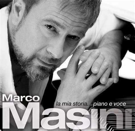 Marco Masini L Uomo Volante Testo by Marco Masini Io Ti Volevo Testo E Audio