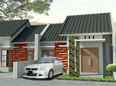 desain eksterior  rumah zee