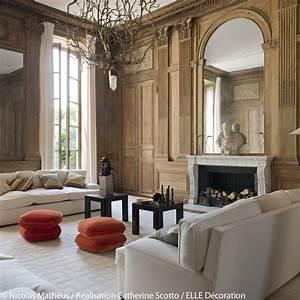 Un Appartement Entre Esprit Grand Sicle Et Design Des 70