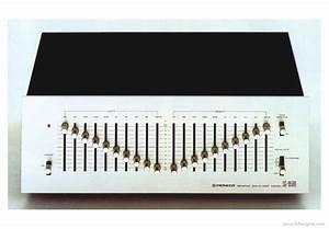 Equaliseur Pioneer Sg 9500
