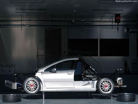 Peugeot 407 Silhouette Concept Peugeot 407 Silhouette