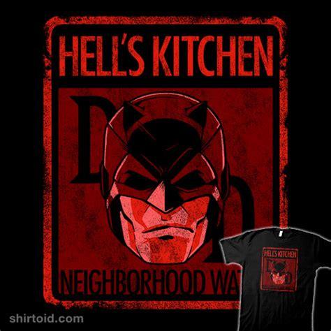 Hell's Kitchen Neighborhood Watch Shirtoid