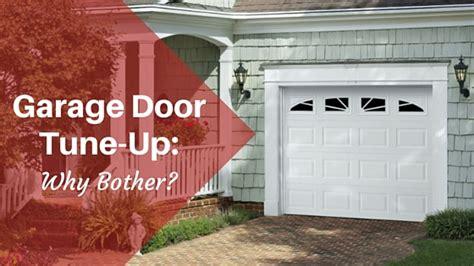 Garage Door Tuneup Why Bother?  All Pro Door Repair