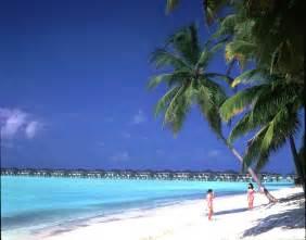 Tropical Maldives Beaches