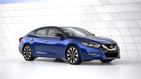 nissan maxima car review  top speed