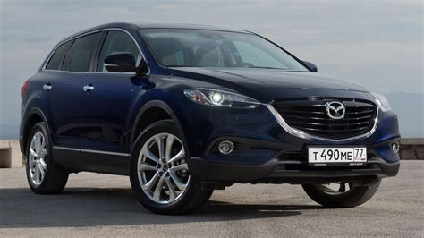 Mazda Cx 9 4k Wallpapers by Mazda Cx 9 Hd Pictures