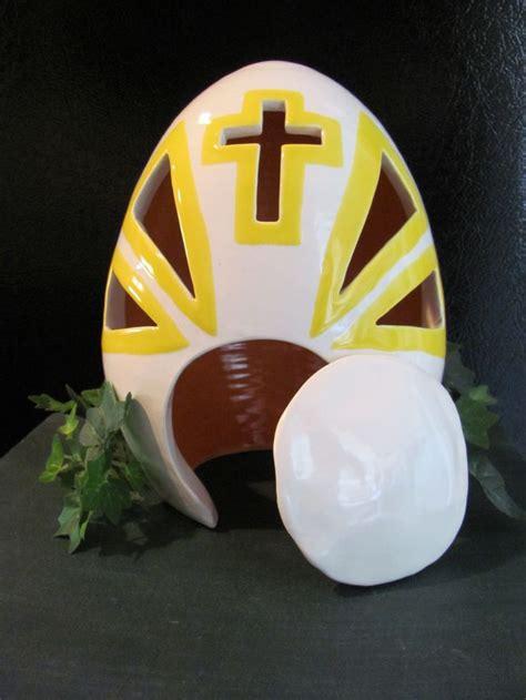 easter egg empty tomb spring easter pinterest