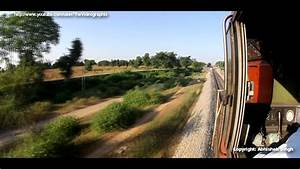 A Day Inside a Railway Engine- India - YouTube