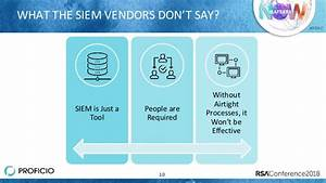 From Siem To Soc  Crossing The Cybersecurity Chasm