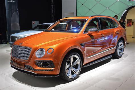 2016, Bentayga, Bentley, Cars, Suv Wallpapers HD / Desktop ...