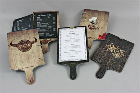 Carte De Menu Restaurant Original by Restaurateurs Creez Et Personnalisez En Ligne Vos Menus