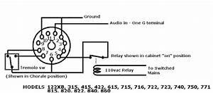 Cable De Leslie 11 Pin A Jack   Pianos Y  U00f3rganos