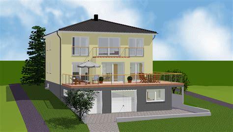Stadtvilla Mit Garage Im Keller by Statik Tragwerksplanung Baucontur