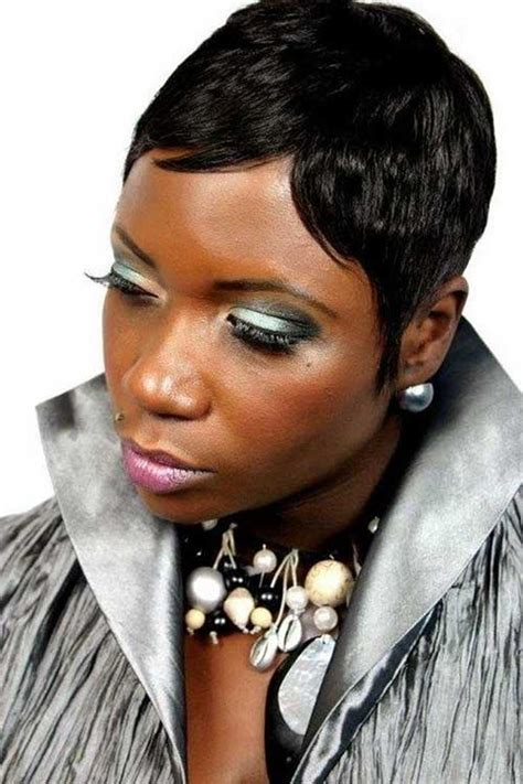 short hairstyle for black womens 20 short pixie haircuts for black women