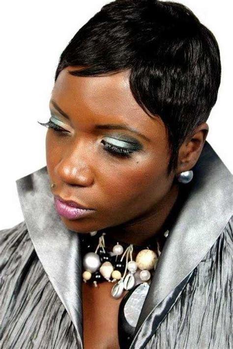 short pixie haircuts  black women short hairstyles