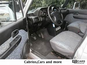 Info Car And Manual  Manual Hyundai Galloper Exceed