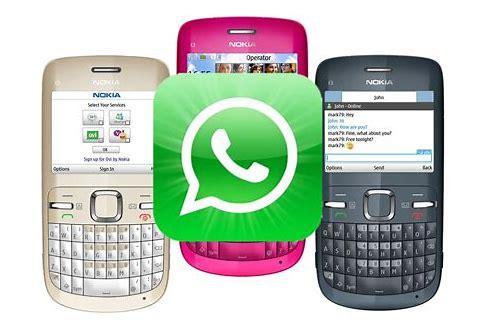 baixar whatsapp para celulares nokia s60 phones
