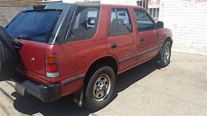 1997 Isuzu Rodeo - Overview