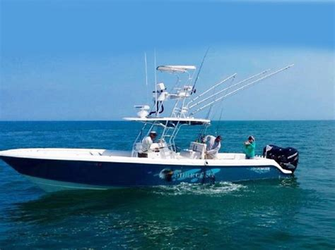 New Bluewater Boats by 2010 New Bluewater Sportfishing Boats 355 Sports Fishing