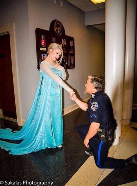 sc police arrest queen elsa  frozen  cold