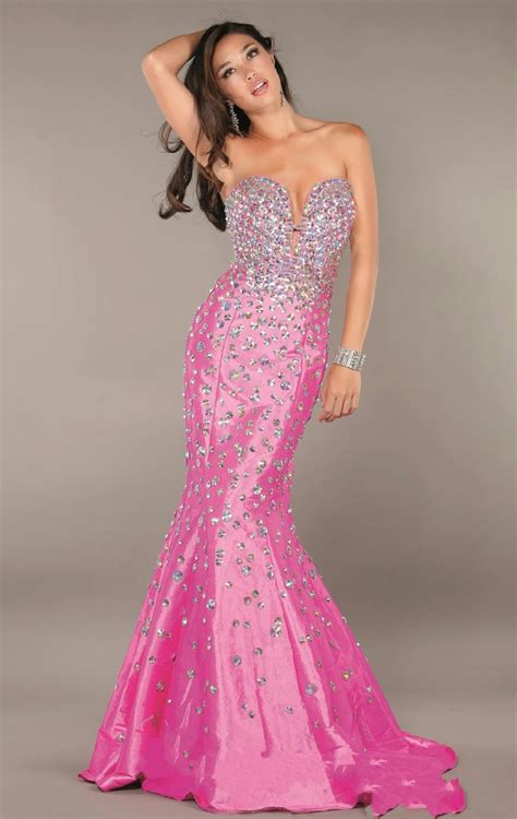 pink wedding dress gorgeous look of pink mermaid wedding dresses cherry