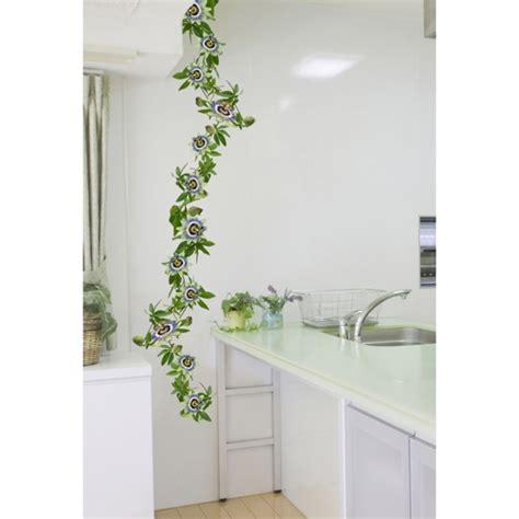cuisine taupe sticker cuisine plantes