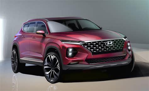 Hyundai Santa Fe 2018  Mehr Coupé Für´s Suv (update