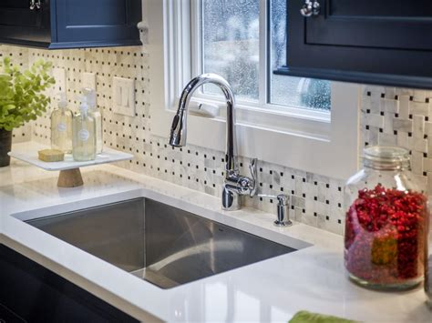 best brand of kitchen faucet quartz the countertop contender hgtv