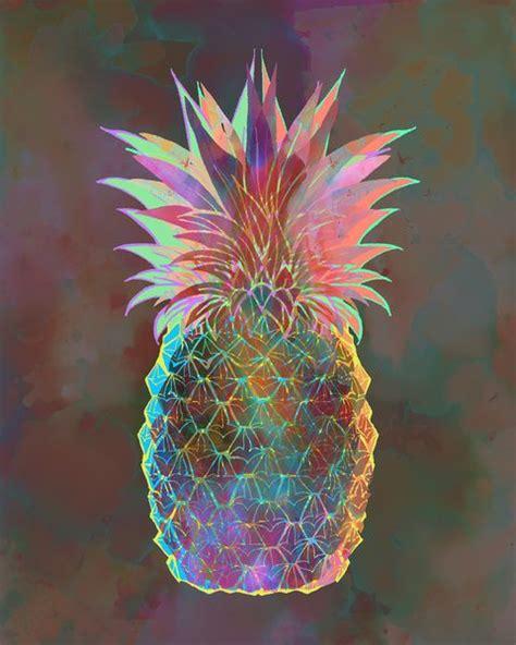 die besten  ananas kunst ideen auf pinterest sommer