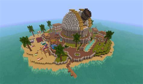 minecraft oberservatory beach island minecraft ideas
