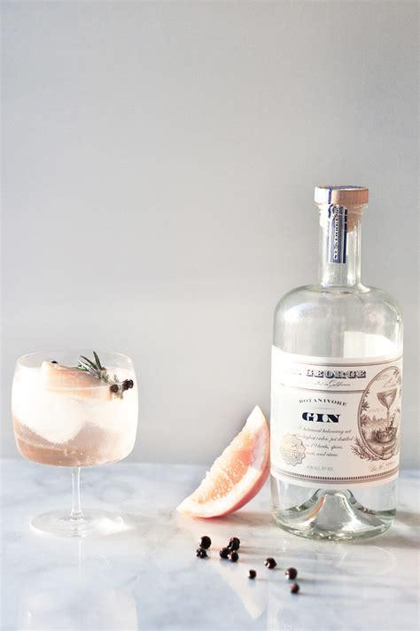 gin cocktail elderflower spanish gin tonics craft and cocktails