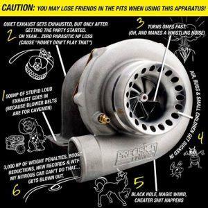 turbocharger memes
