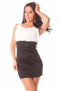 Vetement Femme 50 Ans Tendance : robes noir et blanc ~ Melissatoandfro.com Idées de Décoration