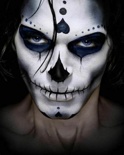 Halloween Make Up Ideas For A Horror Aroused Male Hum Ideas