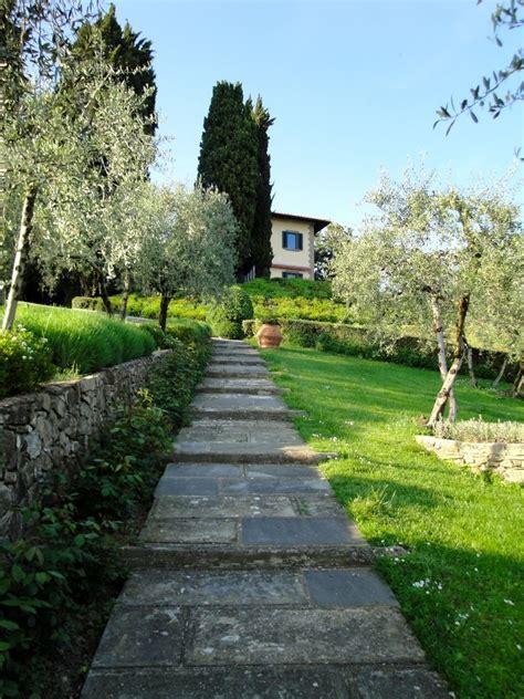 Italian Garden Design Villa Il Roseto Di Pietro Porcinai