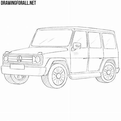 Suv Draw Drawingforall