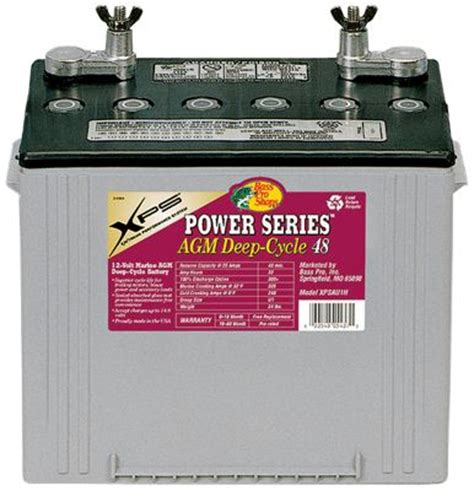 Bass Pro Shop Boat Wax by Bass Pro Shops Xps Power Series 12 Volt Marine Cycle