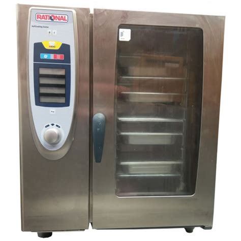 rational scc self cooking centre 101 combi oven